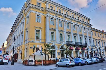 サンクトペテルブルグ サンクトペテルブルク・フィルハーモニー